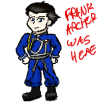 My Frank Archer Siggy by TeamAquaSuicune