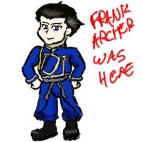 My Frank Archer Siggy by TeamAquaSuicune