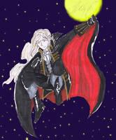 Castlevania: Alucard by TeamAquaSuicune