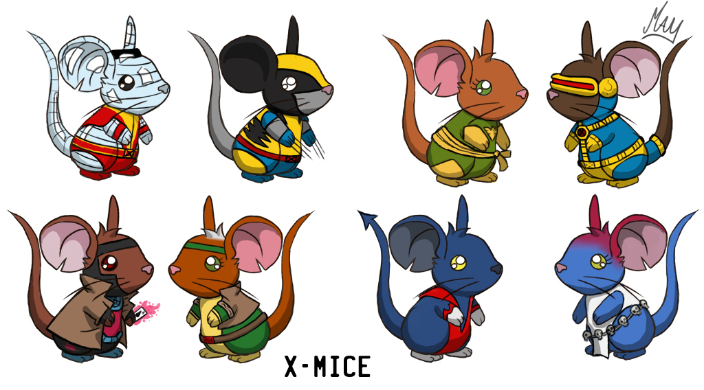 X-Mice