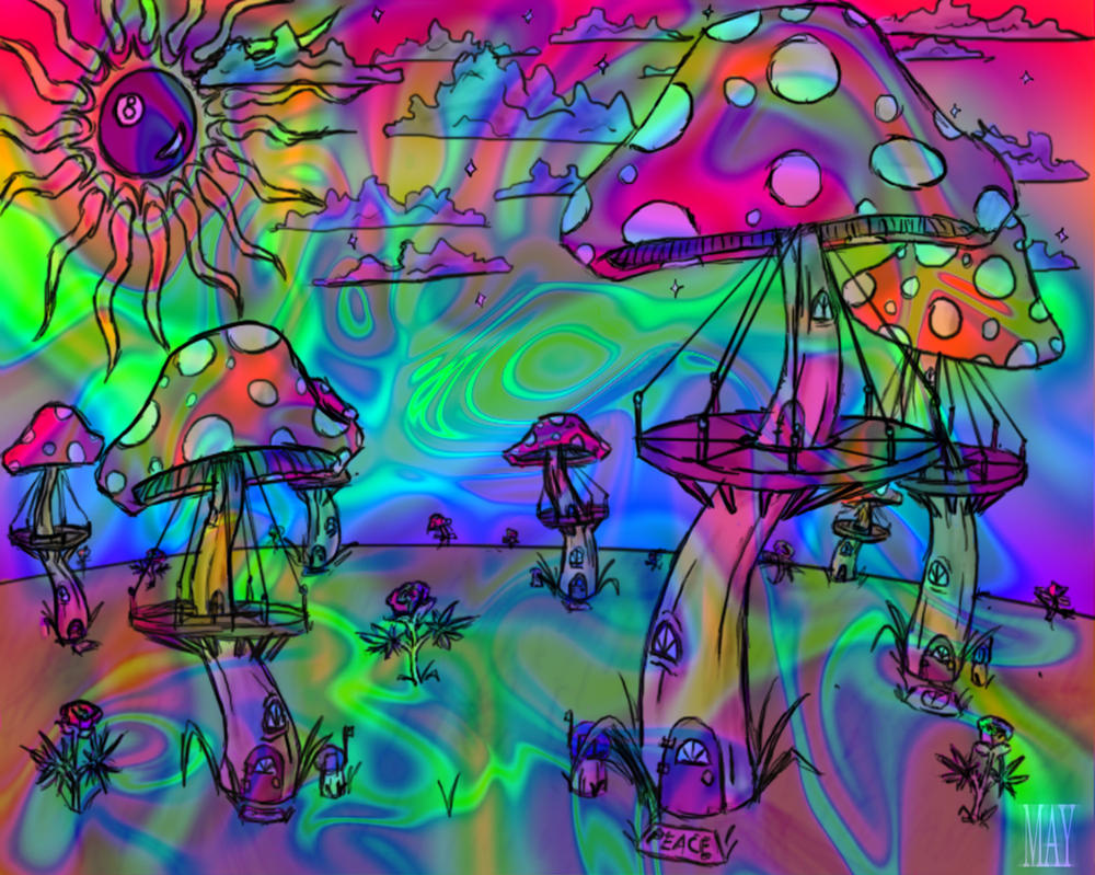 Psychedelic by DudeInEmerica