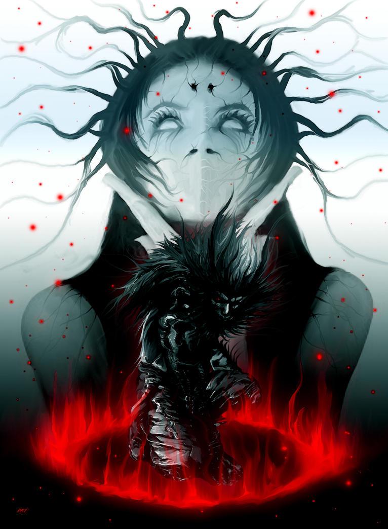 Dark Ape Mendel by The-RBT-Designer