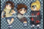 . Commission + Saga-kupo . by fallen-reason