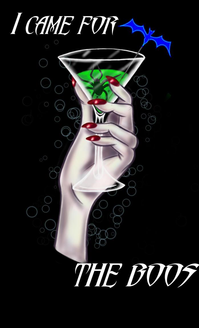 Cocktail anyone? by Oakkune