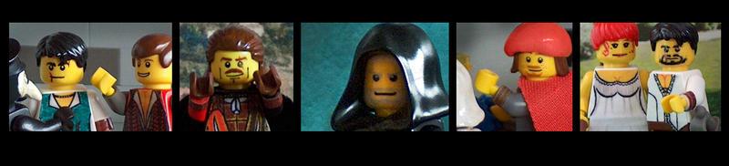 LEGO ACII line shot by Mou-Deviant