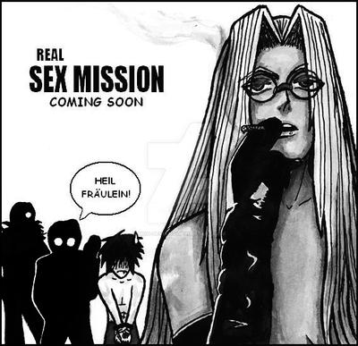 Hellsing секс