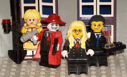 Lego Hellsing