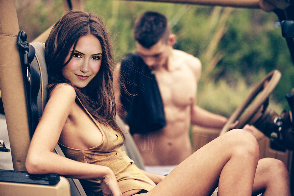 movies and tv shows with nina dobrev dating