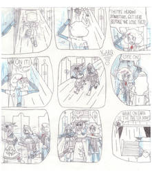 Chapter 5: Onboard of the Frosta Perpetua page 48 by KingArqueus
