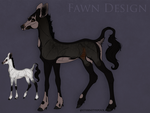 Noctea fawn - Indra