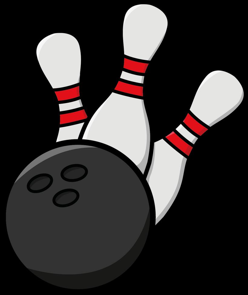 Bowling Clipart Png Bowling Strike Png