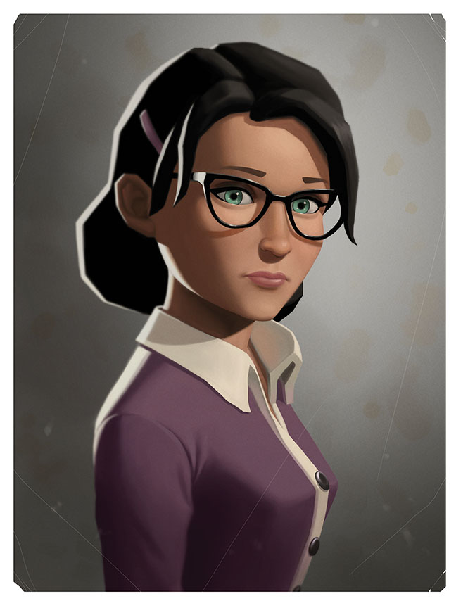 miss pauling in meet the medic team