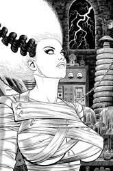 Lady Death #1 The Bride Edition