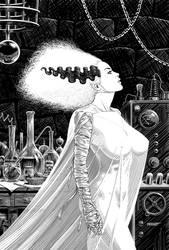 Lady Death: Secrets #1 - The Bride Returns Edition