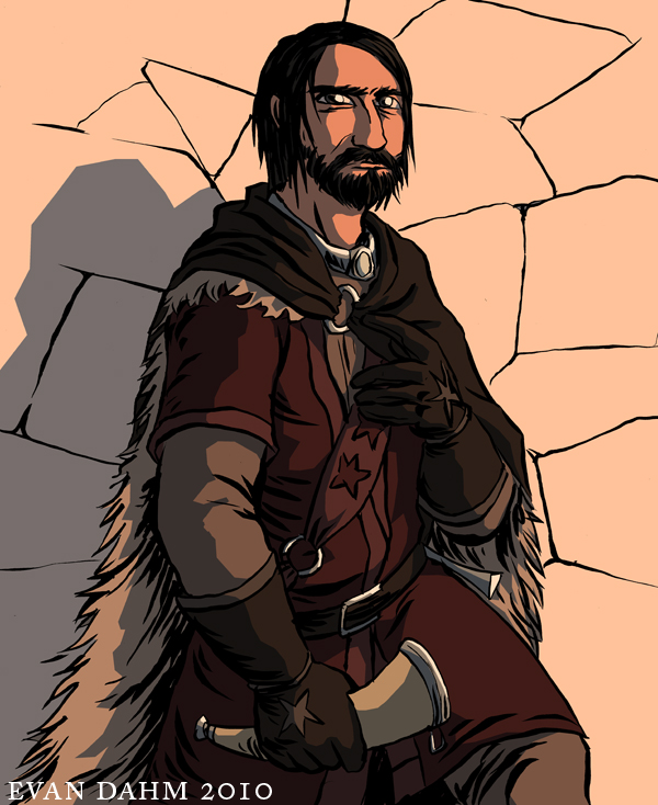 LOTR: Boromir by devilevn