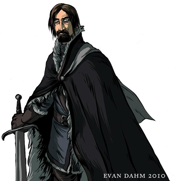 Eddard Stark by devilevn