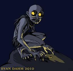 LOTR: Gollum