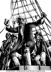 Ahab by devilevn