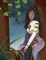 Rainy Day by wilczyca117
