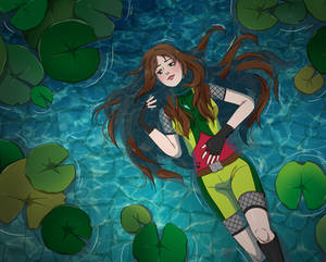 Kirasha in the Water