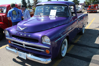 Farm Truck Fargo by KyleAndTheClassics