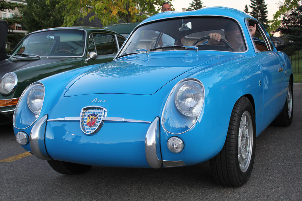 A Classic Abarth By Kyleandtheclassics On Deviantart