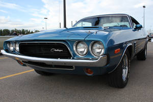 Blue Challenger by KyleAndTheClassics