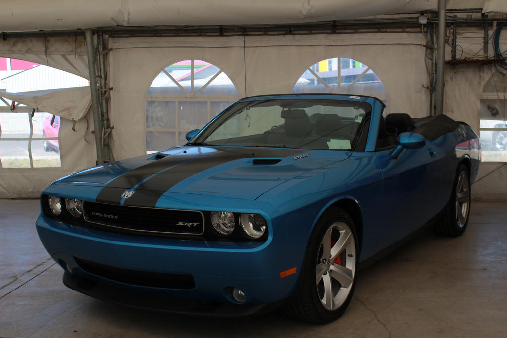 Convertible SRT by KyleAndTheClassics