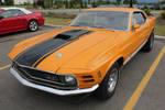 Orange Mach 1