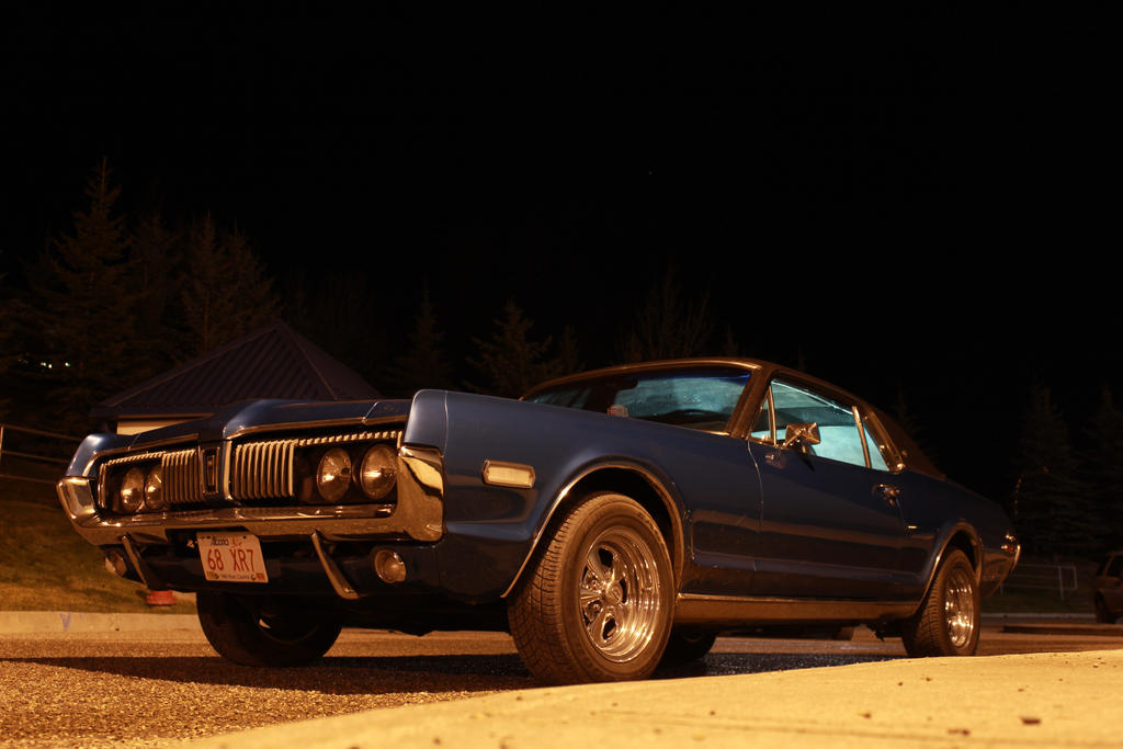 Supernatural Cougar by KyleAndTheClassics