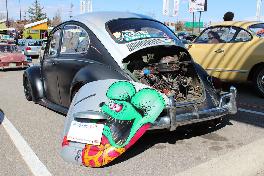 Langley Vw Car Show