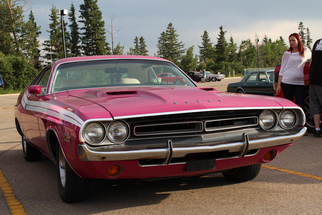 Pink Panther\'s Mopar by KyleAndTheClassics on DeviantArt