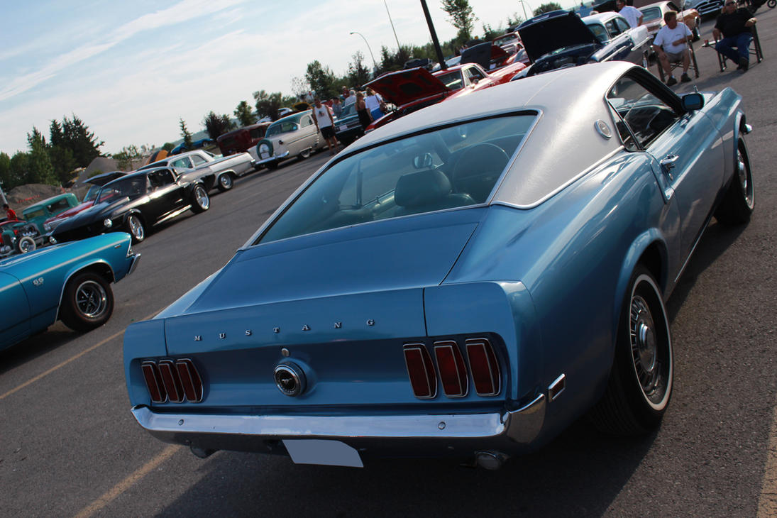 Fastback Vinyl Top by KyleAndTheClassics
