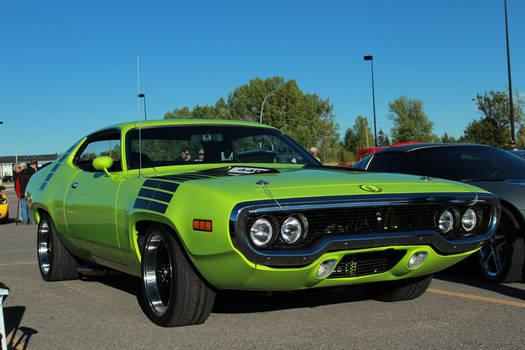 Roadrunner's Turned Green by KyleAndTheClassics