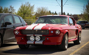 Eleanor's Red With Anger by KyleAndTheClassics