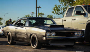 Mattey Charger by KyleAndTheClassics