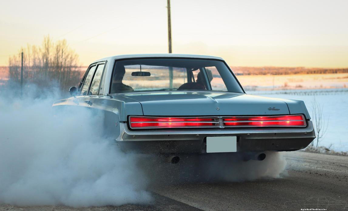 Smoke Show Monaco by KyleAndTheClassics