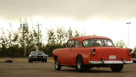 Revving Rivals by KyleAndTheClassics