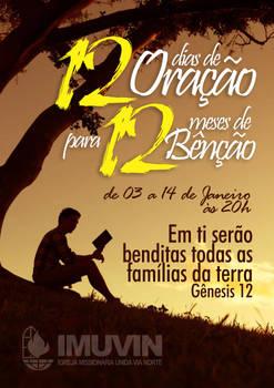 Cartaz 12dias UMUVIM