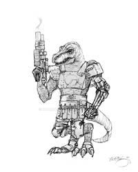 Concept character art