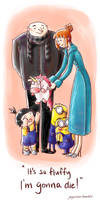 Despicable Me - Stepmother