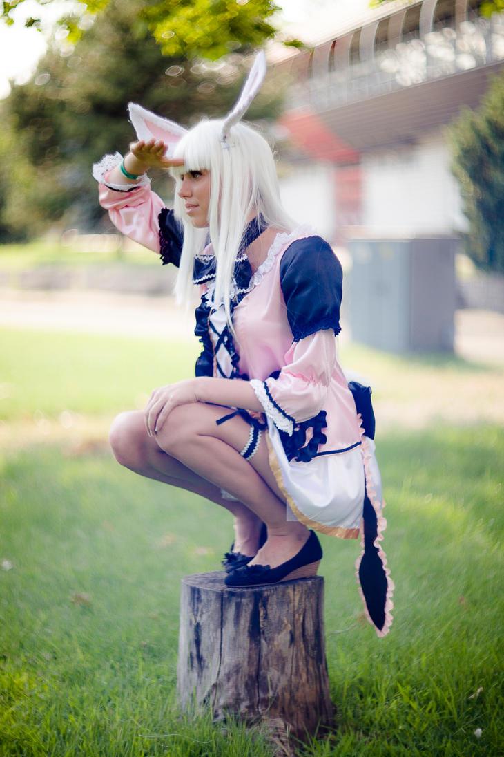Tera elin cosplay by Mitukii