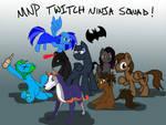 My Twitch Crew! 1.25.15