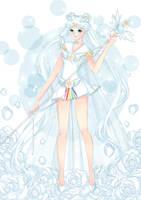 Sailor cosmos by Iori-dono