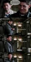 The ''Dean miss Cas'' saga 1/3 by BeccaMalory