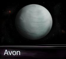 Planet Avon by Flight-Level