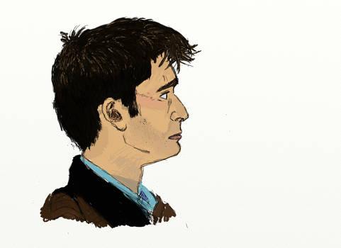 Sad Tenth Doctor