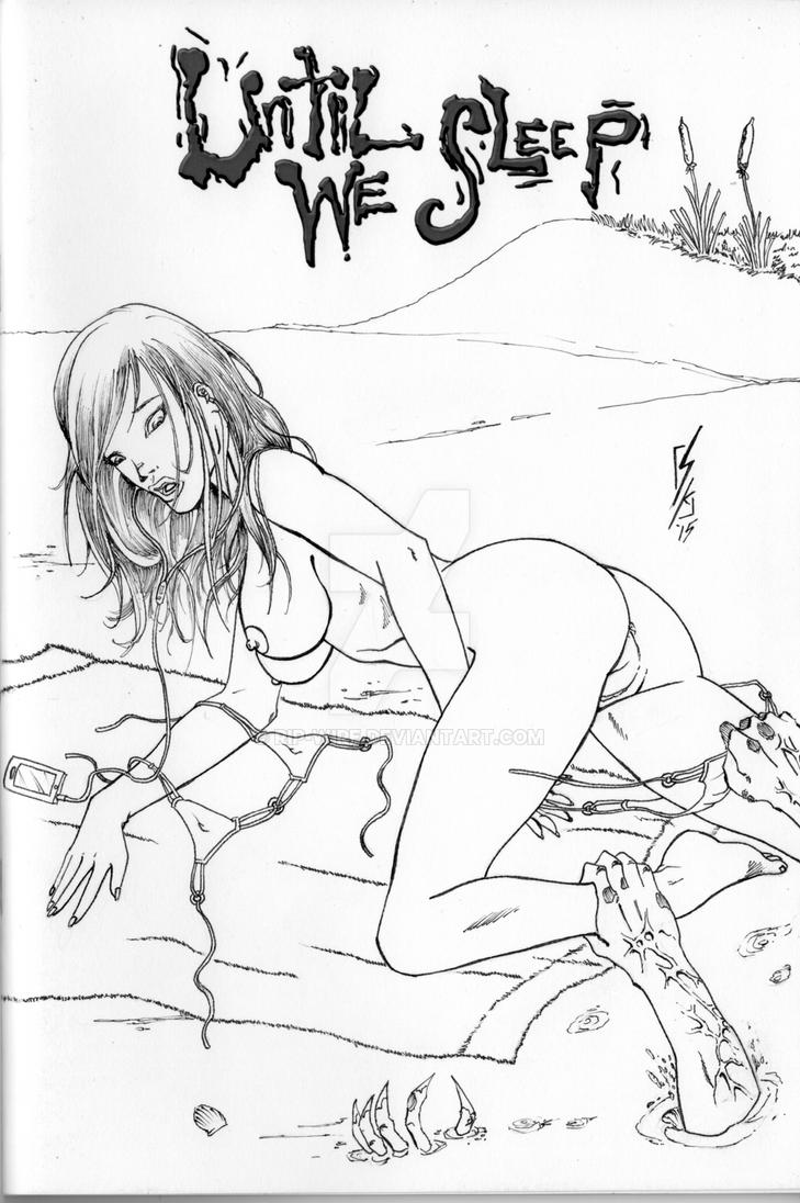 UWS01 Sketch Cover 01A by Rip-Wire