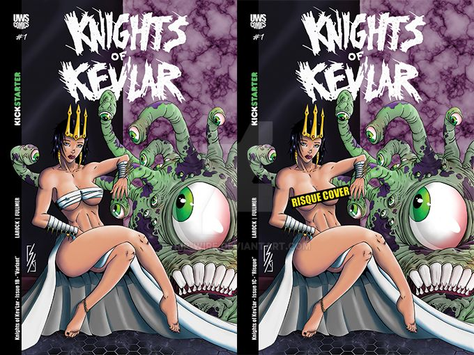 Knights of Kev'Lar Variants by Rip-Wire