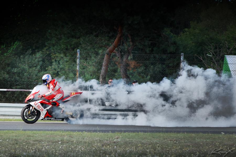 Smokey by konax